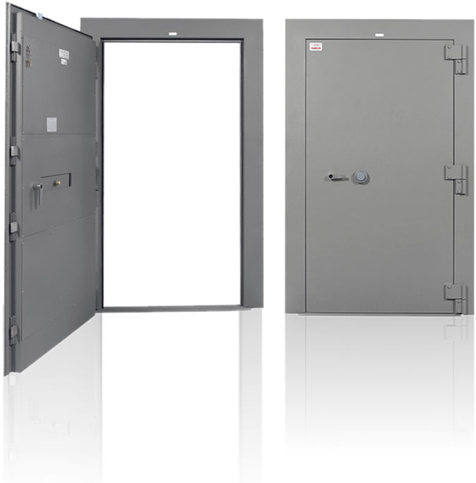 GSA Approved Class 5-A Vault Door