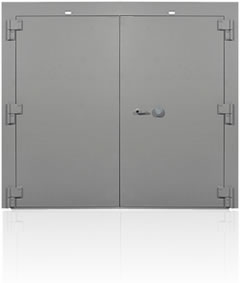 GSA Approved Class 5 Double Leaf Vault Door