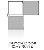 Class 5 Vault Door Dutch Door Day Gate